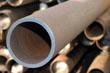 Столб для забора 89х6,5 мм (НКТ)