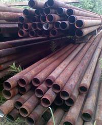 Трубы для заборных столбов